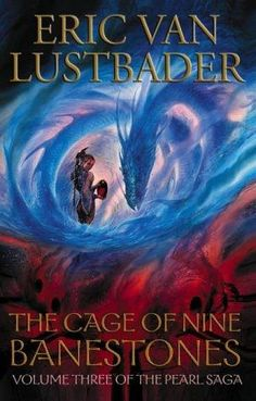 book cover of   The Cage of Nine Banestones