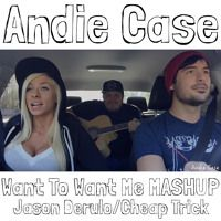 """Jason Derulo / Cheap Trick - Want To Want Me MASHUP (Car Cover) by Andie Case on SoundCloud   """"oH sOoOo GoOd!"""" - maiico"""