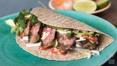 Spicy Steak Burrito | 28 by Sam Wood 28 By Sam Wood, Spicy Steak, Burritos, Tacos, Ethnic Recipes, Food, Breakfast Burritos, Essen, Meals