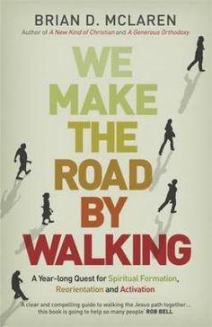 9781444703719 We Make the Road By Walking MCLAREN, BRIAN