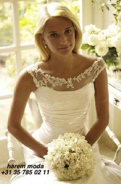 bruidsjurken harem moda gelinlik hollanda harem moda +31 35 785 02 11