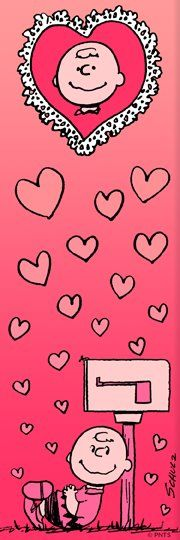 Valentine's Day Charlie Brown