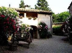 San Donato, Tuscany ...plan on dining there with my best friend this summer.