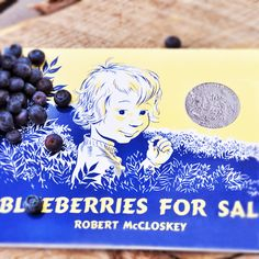 Blueberrries for Sal | Learning Books For Children | Illustrated Picture Books | Exploration Books
