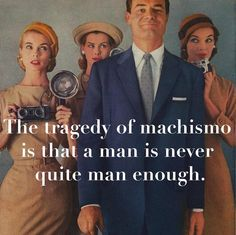 "Not all men want to be ""macho jerks"", yet they are taught they have to be to be a ""real"" man. Best Weight Loss, Healthy Weight Loss, Hegemonic Masculinity, Miss Moss, Good Fats, Green Man, Physical Fitness, Positive Affirmations, Ways To Lose Weight"