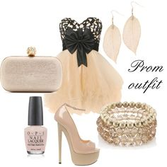 Prom outfit, created by nikola87 on Polyvore