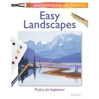 Watercolor for the Fun of It: Easy Landscapes eBook | How to Paint Landscapes in Watercolor | NorthLightShop.com