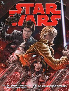 Star Wars - De krijsende citadel (2/2)