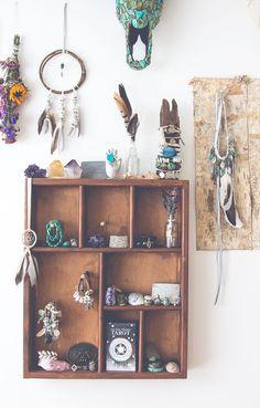 Beach Boho // Bohemian Bedroom // Decor + Design Inspiration.