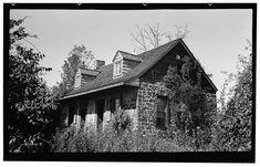 3.  Historic American Buildings Survey Thos. T. Waterman, Photographer September 1940 - Samuel des Marest House, River Road, New Milford, Bergen County, NJ