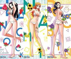 One Piece Ladies