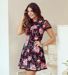 Sexta florida! Vestido @lovlity  vestido estampa floral