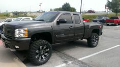 Jesses metal mulisha truck