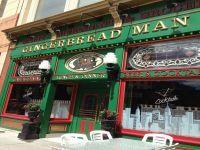 Gingerbread Man  Hershey Harrisburg Pa nightlife | Downtown Harrisburg Restaurant Row on Second Street | HHRVB