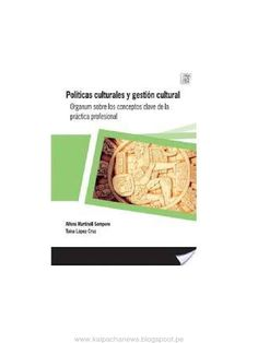 I'm reading Políticas Culturales y Gestión Cultural on Scribd