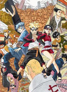 El Manga de Boruto se une a la alineación del Jump Special Anime Festa 2016.