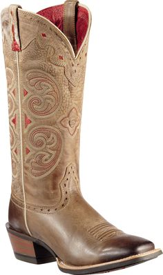 10010951 Ariat Women's Madrina ATS Western Boot from Bootbay, Internet's Best Selection of Work, Outdoor, Western Boots and Shoes.