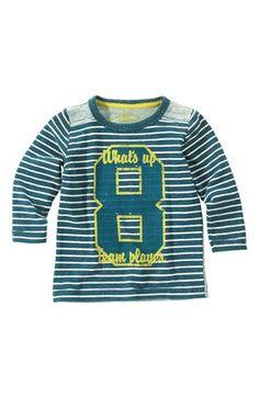 Mega seje Name it T-shirt Liels mini  Blå Name it T-shirt til Børn & teenager til hverdag og fest