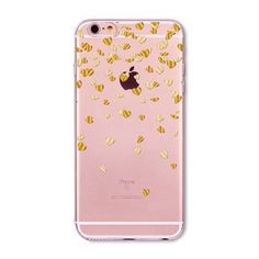 Transparent Love sheep Butterfly Tree Soft TPU Back Case Cover For Apple iPhone 5 5s SE 6 6s fundas capa Phone Case protector