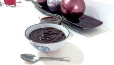 Gelatina de chocolate sin azúcar   http://dulcesdiabeticos.com/gelatina-de-chocolate-sin-azucar/
