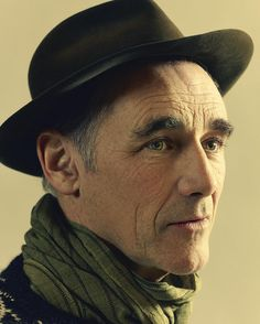"""TIME's 100 Most Influential People: """"Legions of young thespians look to Mark Rylance as their muse and inspiration"""" says director Steven Spielberg of the actor he directed in Bridge of Spies. The actor and playwright photographed in New York on March 21 2016 is among TIME's 100 most influential people of the year. See our full list of #TIME100 honorees at TIME.com. by time"""