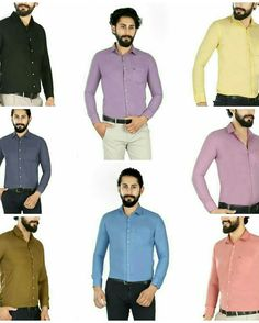 https://www.dearpearl.online/product-page/men-s-suave-formal-shirts-8-color-options -  Fabric: Poly Cotton Sleeves: Full Sleeves Are Included Chest Size: M - 38 in, L - 40 in, XL - 42 in Length: Up to 28 in Type: Stitched #dearpearlonline #dearpearl #onlineshopping #fashion #formal #manswear #shirts #multicolor #brand #officelook #office #fresharrival #cotton