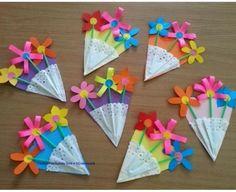 Did you want to make a valentine craft for kids? Here we present 40 Best Inspiring Valentine Craft for Kids Ideas Kids Crafts, Valentine Crafts For Kids, Fathers Day Crafts, Valentines Diy, Easter Crafts, Diy And Crafts, Craft Projects, Craft Ideas, Valentines Bricolage
