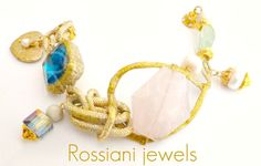 Pink light -  - Rossiani Jewels - Italian handmade jewels - Made in Italy