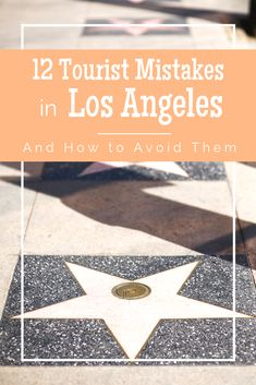 Thinking of heading to Los Angeles? Check out these 12 Common Tourist Mistakes in Los Angeles and How to Avoid Them before you go! Usa Travel Guide, Travel Usa, Travel Guides, Travel Tips, Globe Travel, Canada Travel, Travel Hacks, Travel Advice, Travel Essentials