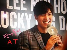 #LeeMinHo Twosome Place FanSign - 11.2.15