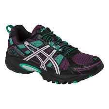 b7228dd3c31e94 Womens ASICS GEL-Venture 4 Trail Running Shoes Size 10