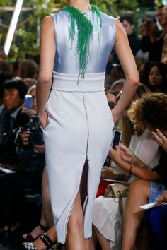 Christian Dior PFW Spring 2014