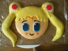 Next cake making adventure? @Jess Liu Abbott ??? Sailor Moon Cake!