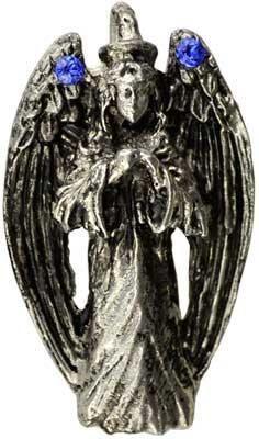 Praying Angel Amulet
