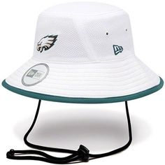 5d599be6890 A Training Camp Classic -  Eagles New Era Training Bucket Hat  27.99 Eagles  Fans