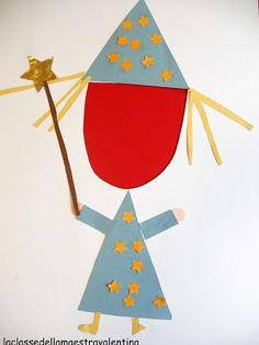 Care creative, oggi vi voglio mostrare cosa hanno realizzato i miei bambini per carnevale. Loro adorano tagliare ed incollare, (avranno pres...