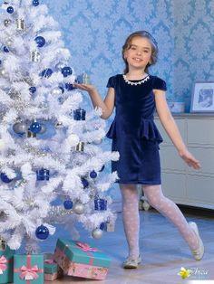Perlitta PRA051605 платье для девочки нарядное