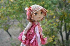 Bambola fatta a mano da collezione - Piccola Italia (32 cm) : Giochi, giocattoli di confettidipezza