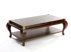 MADISON COFFEE TABLE Hand Crafted Furniture by TheLoryCollection                                This table is STUNNING!