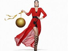 Katy Perry per H&M Holiday 2015 - ecco il video! | The colours of my closet