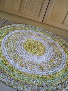 Grassroot Elegance: DIY Week: DIY Rugs(7 pinterest inspired rugs)