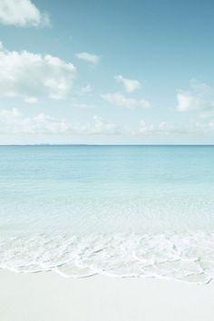 Beach - soft tones
