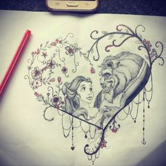 Tattoos #TattooIdeasDisney
