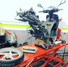 Rebuild motor SH125 #mecanica #mechanic #mechanix #mecanicos #mechanics #repair #reparacion #rebuilt #mechanicslife #car #carguy #carparts #petrolhead #motorcycle #bike #motorbike #moto #rebuild #sh125 #motor #half