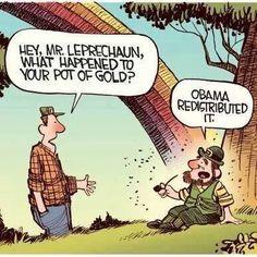 redistribution of wealth - obama