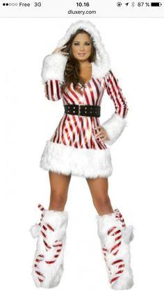 Santa Candy Dress! Buy it at:   www.dluxery.com