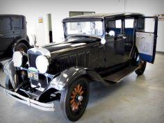 1928 Dodge Victory 4 door Touring 5 Passenger Sedan on Government Liquidation!