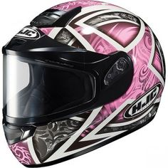 snowmobile helmet for girls - Google Search