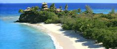 Necker Island The Beach