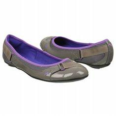 Athletics Puma Women's Bixley Patent Mesh Grey/Fluo Purple Shoes.com
